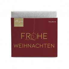 Vollmilchschokolade Frohes Fest 70 g