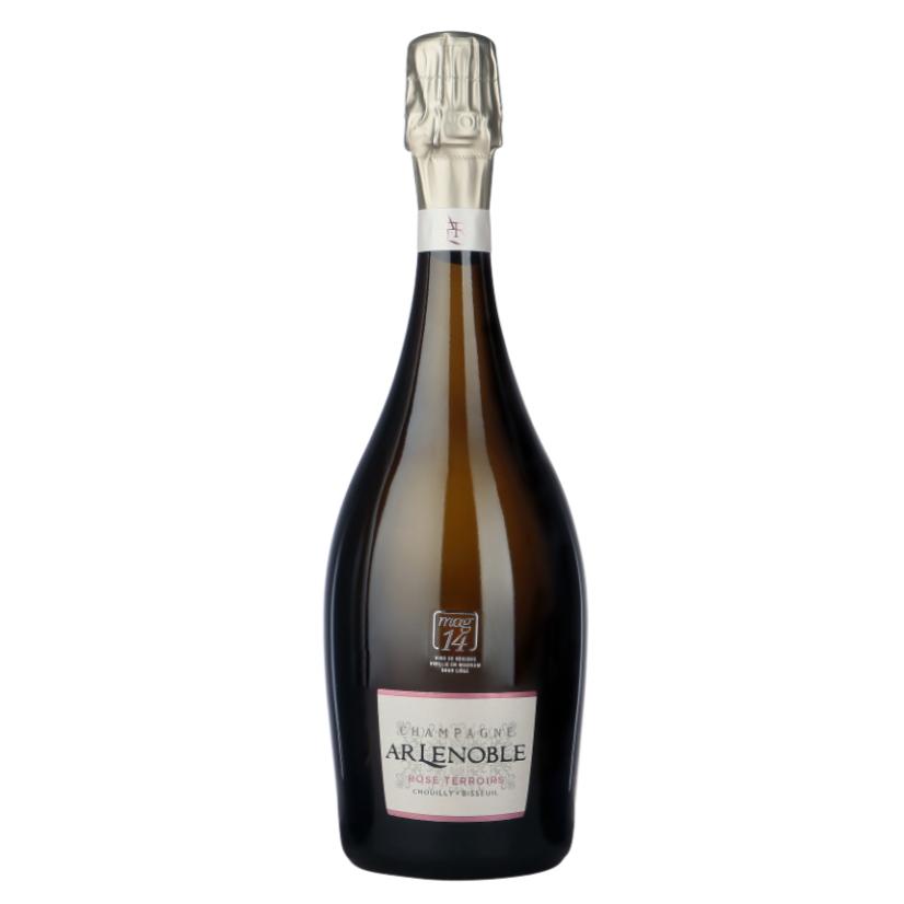 Champagne Rosé Terroirs brut
