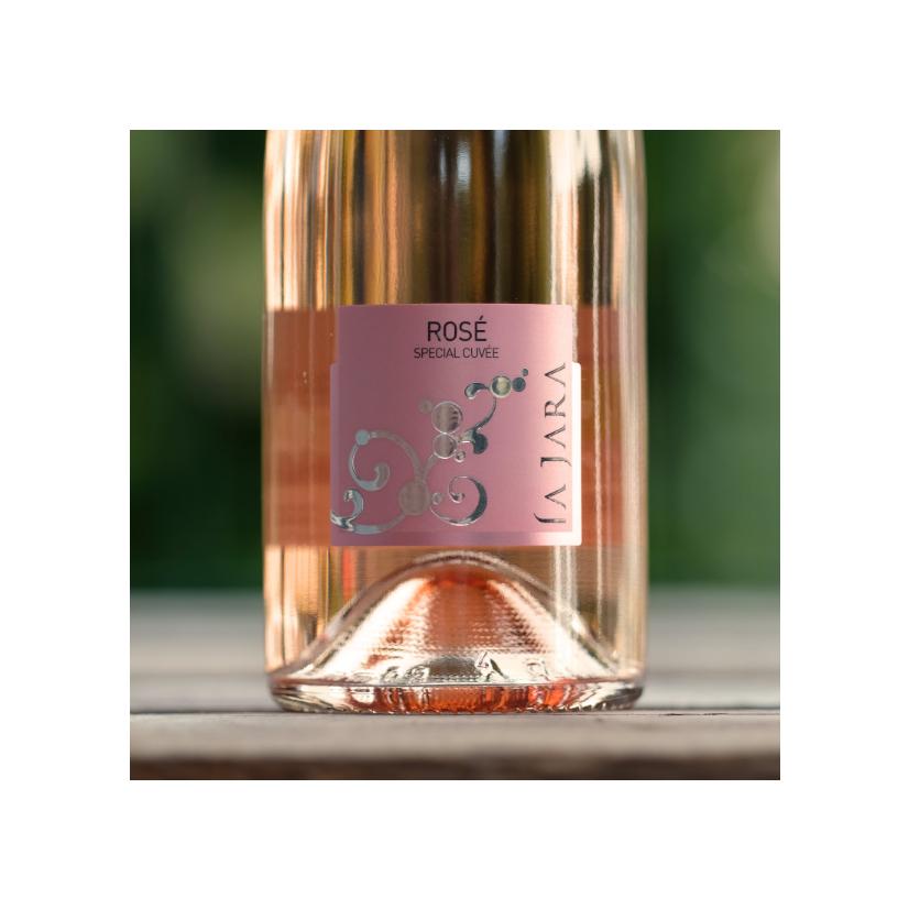 Frizzante Rosé Special Cuvée (BIO)