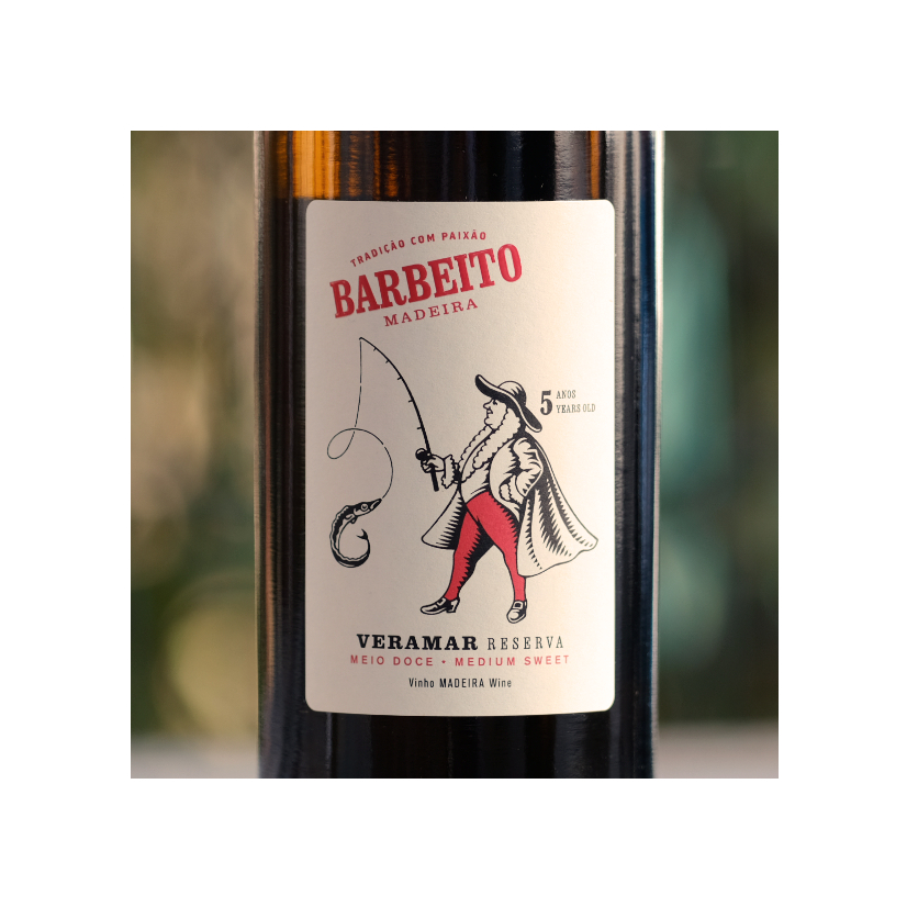 Barbeito Veramar Medium Sweet 5 Years Old