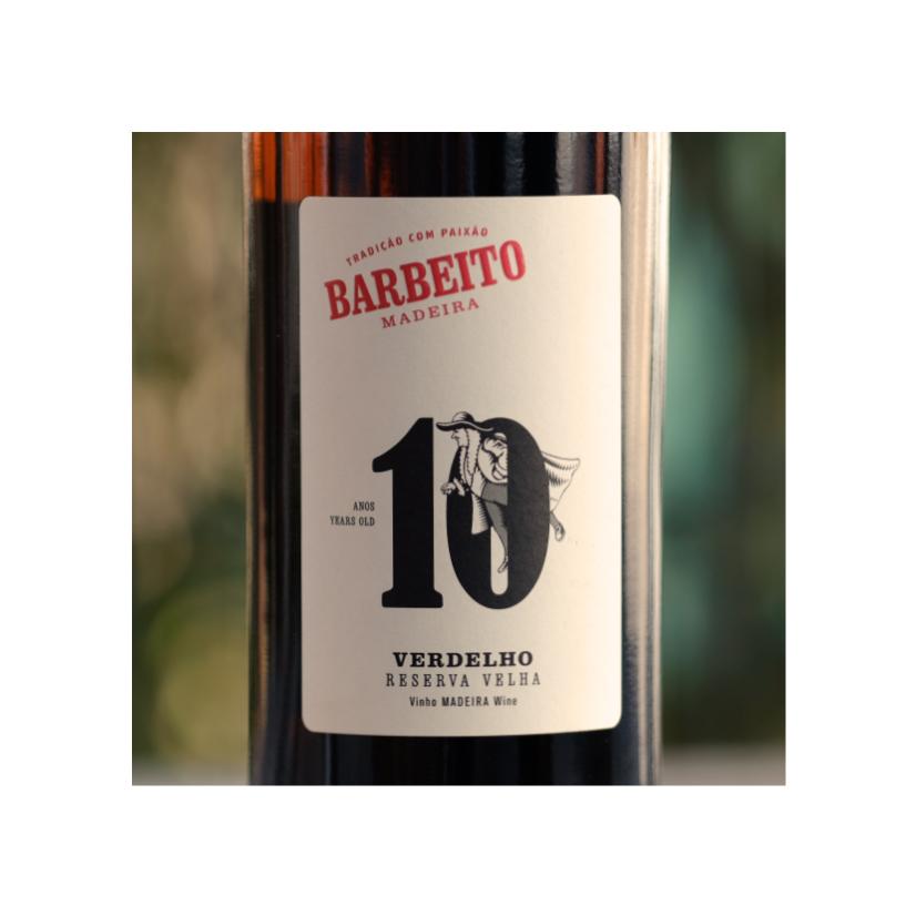 Barbeito Verdelho Old Reserve 10 Years Old