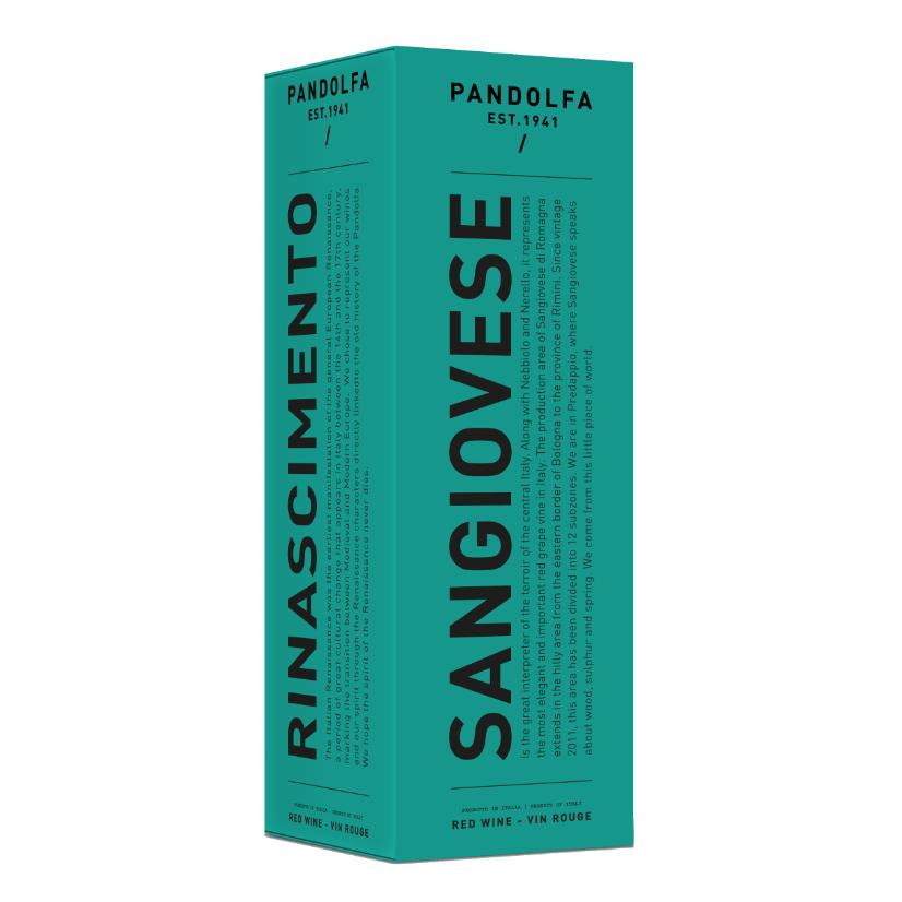 2018 Federico Sangiovese Superiore Romagna DOC Magnum