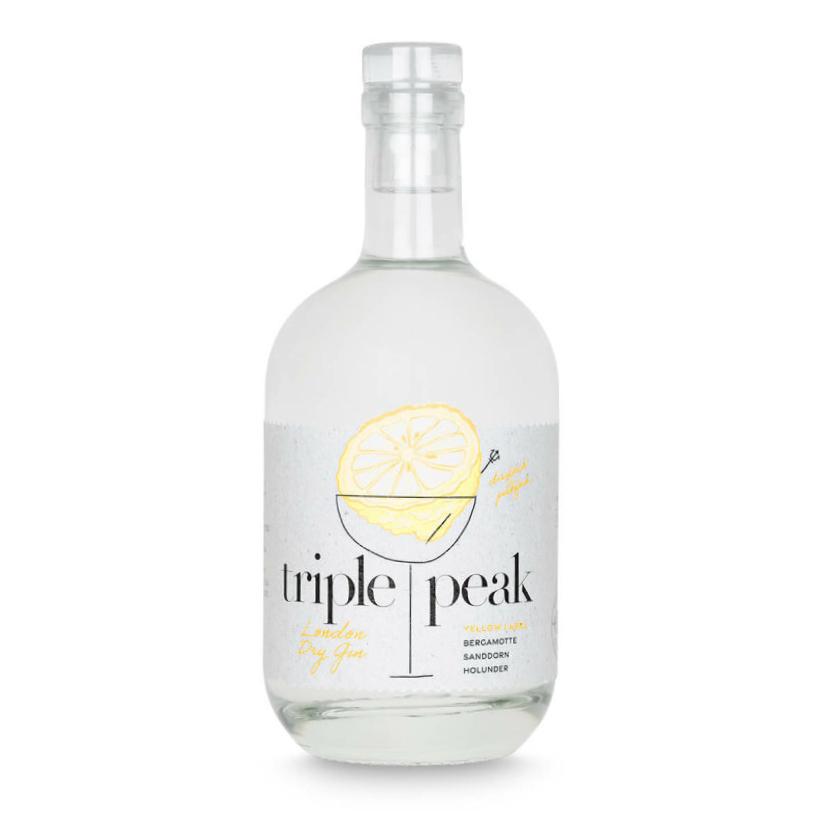 Gin Triple Peak 500 ml