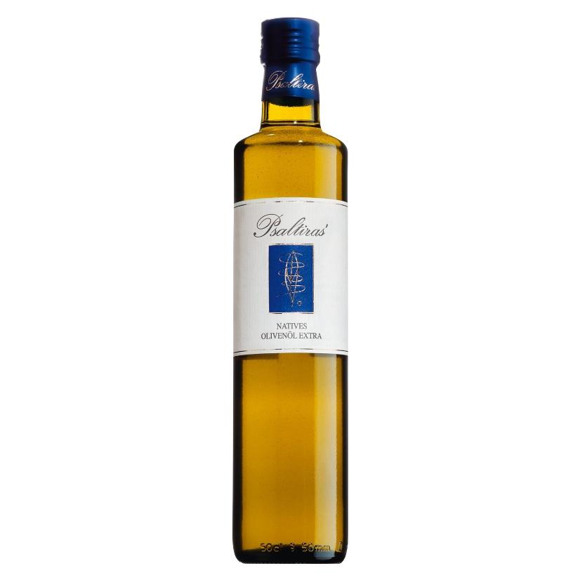Psaltiras natives Olivenöl extra
