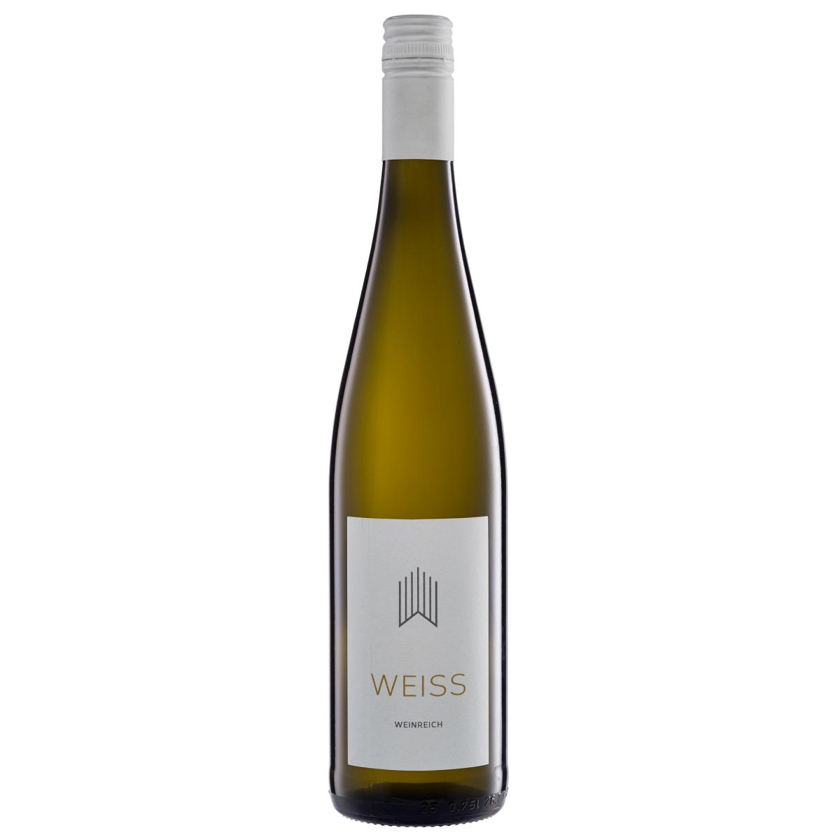 2017 Weinreich WEISS trocken (BIO)
