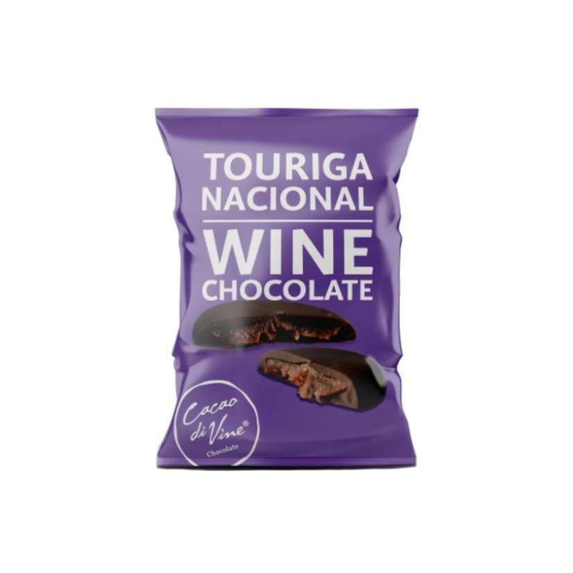 Touriga Nacional Wine Chocolate