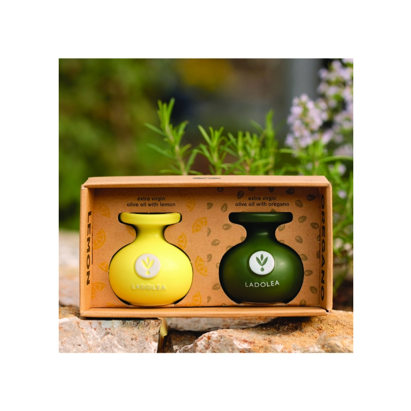 Natives Olivenöl extra Zitrone & Oregano