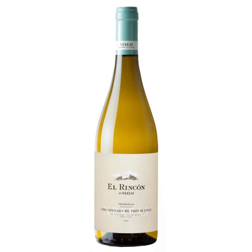 El Rincón Chardonnay fermentado en barrica