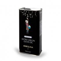 Aceite de Oliva virgen extra Arbequina 0,5 Liter
