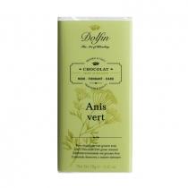 Zartbitterschokolade mit grünem Anis 70 g