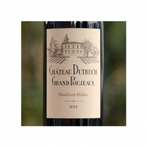 2012 Chateau Dutruch Grand Poujeaux Cru Bourgeois
